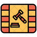 Video Judgement Justice Video Icon