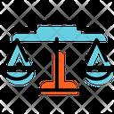 Judgment Plan Presentation Icon