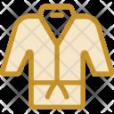 Judo Suits Karate Icon