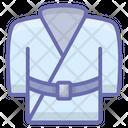 Judo Suit Karate Clothing Karate Costume Icon