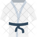 Judo Suits Karate Icon