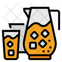 Jug Juice Jug Water Jug Icon
