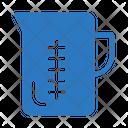 Jug Water Measure Icon