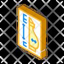 Jug Drawing Isometric Icon