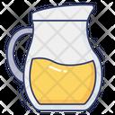 Jug Refreshment Drink Icon