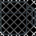 Jug Water Vessel Icon