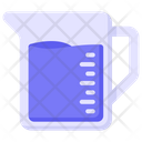 Aqua Jug Water Jug Jug Scale Icon