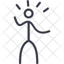 Juggler Tent Performance Icon