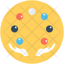 Juggling Clown Performance Icon