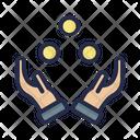 Juggling Ball Icon
