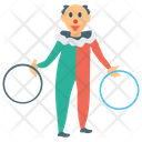 Juggling Rings Icon