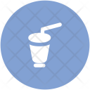 Juice Drinks Beach Icon