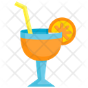 Juice Drink Orange Icon