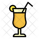 Juice Cocktail Drink Icon