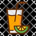 Juice Lemon Juice Soft Drink Icon