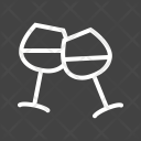 Juice Drink Party Icon