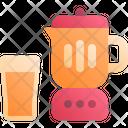 Juice Healthy Blender Icon
