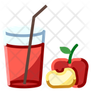 Juice Fresh Fruit Icon