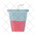 Juice Birthday Drink Icon