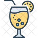 Juice Fluid Serous Icon