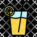 Juice Beverage Restaurant Icon