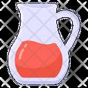 Drink Pitcher Juice Jug Beverage Icon
