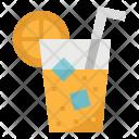 Juice Orange Drink Icon