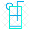 Drink Glass Mocktail Icon