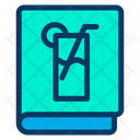 Juice Menu Menu Book Juice List Icon