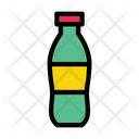Juice Bottle Plastic Icon