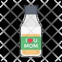 Juice Bottle Icon