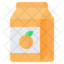 Juice Box Package Icon