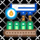 Juice Conveyor Plant Icon