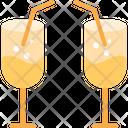 Juice Glass Icon