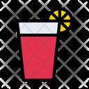 Soda Juice Lemon Icon