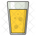Juice Glass Drink Icon