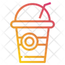 Cool Drink Vacation Travel Icon