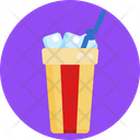 Juice Cup Straw Icon