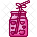 Juice Glass Glass Drink Icon
