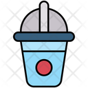 Juice Glass Juice Water Icon