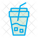 Juice Glass Icon