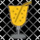 Beach Drink Juice Icon