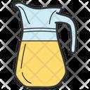 Juice Jug Beverage Juice Beaker Icon