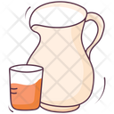 Juice Jug Icon
