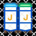 Juice Tank Plant Icon