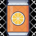 Juice Tin Juice Soft Drink Icon