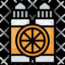 Juice Vaping Vape Icon
