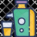 Juice Juicer Kitchen Icon