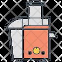 Juicer Juice Machine Grinder Icon
