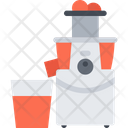 Juicer Blender Kitchen Icon
